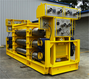 Subsea Accumulator Package