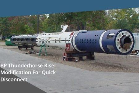 Riser Gooseneck System